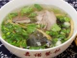 陕西小吃水盆羊肉杂肝汤锅盔月牙饼做法培训基地
