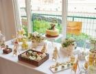 定制活动甜品台、西点下午茶、茶歇、生日蛋糕、手办礼