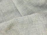 厂价直销 F6251 现货供应 平纹棉麻布 全棉时尚服装色织麻棉
