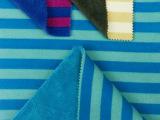 针织复合绒布 摇粒绒珊瑚绒复合 双面穿休闲服装用布