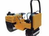 山东捷克振动手扶压路机性能优越 低价格小型压路机规格齐全