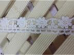 全棉精致白色蕾丝花边辅料 服装手工材料布料缝纫DIY面料批发