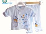 2015春款童套装 纯棉婴儿内衣套装 纯棉婴幼儿童装厂家直销