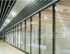 广州各大广场上门服务玻璃门隔断品牌隔断玻璃门厂商