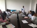 大理天龙肛肠医院组织医护人员共同学习心肺复苏急救技术