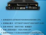 推出基于兆芯KX-6000系列國產獨顯OPS電腦