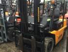 太原地区TCM二手叉车3吨柴油叉车//配置540发动机