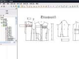 突破打版排版系統9.2突破tupo服裝CAD送教程帶加密狗