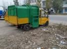 现车直销小型电动垃圾车 新能源电动挂桶垃圾车面议