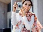 厂家批发新款韩版女式巴厘纱青花瓷围巾秋冬披肩两用超长丝巾