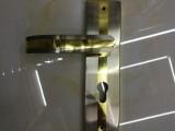 专业出口铁铝门锁外贸门把手门锁厂家