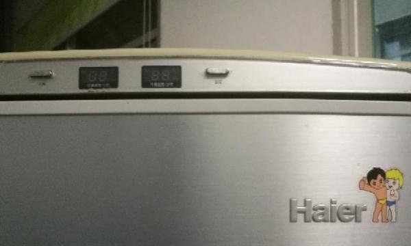 海尔双开门电冰箱