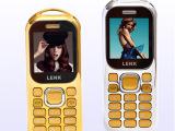凌科L8000新款迷你手机 小巧玲珑双卡双待直板可爱手机后台QQ
