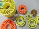 厂家直销 生产聚氨酯太阳轮 高耐磨太阳轮 送纸胶轮-开外尔