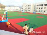 杭州篮球场地施工杭州篮球场地施工杭州排球场施工杭州篮球场价格