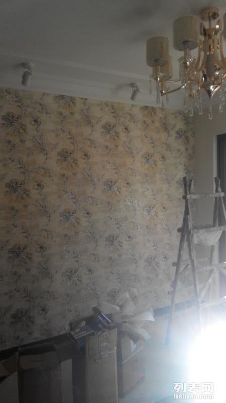 大连专业贴壁纸工人13478568531