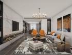 龙湖景粼玖序洋房现代风格户型改造设计方案意境效果图