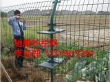 低价处理绿色双边丝护栏网