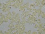 花纹童装 纱布印葱面料 纯手工印花 精美面料