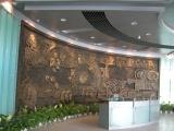 西安浮雕廠承接砂巖浮雕 玻璃鋼浮雕 鍛銅浮雕 石雕刻字