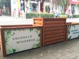 杭州花箱 PVC花箱厂家 铝合金花箱 防腐木花箱
