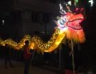 广州舞龙表演 金龙喷火表演LED夜光龙