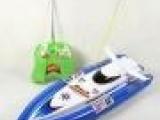 环奇遥控玩具/电动遥控船/951-10/快艇/带充电器和电池