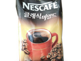 韩国原装进口纯黑咖啡 提神醒脑雀巢速溶咖啡醇品500g袋装批发
