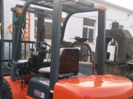 个人转让2014年购买的二手合力叉车三台ckhu