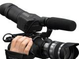 索尼专业摄录一体机 高清摄录机 摄像机 NEX-FS100(C)