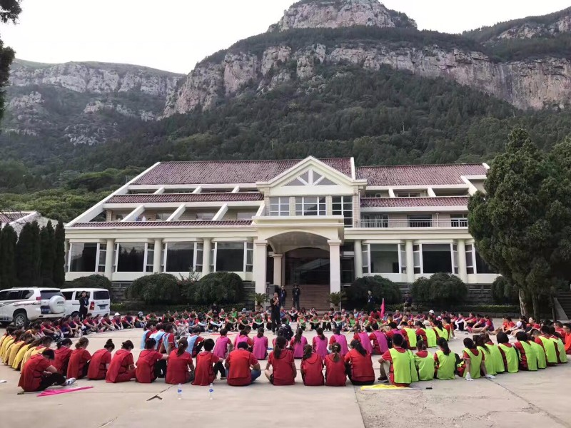 莲台山度假村300人会场 拓展烧烤会议培训首选