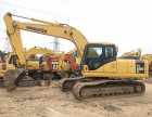 武汉二手小松200挖掘机总经销-二手小松200挖掘机-挖掘机