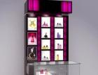 泰安服装箱包化妆品展柜制作,珠宝展柜订做设计公司