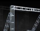 舞台桁架背景架子婚庆展架铝合金方管热镀锌桁架钢铁桁