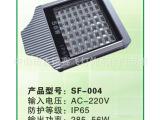 加工定制 led路灯灯具外壳配件 56w压铸铝路灯外壳套件