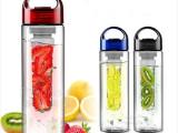 风靡韩美塑料杯Tritan水壶户外运动柠檬水杯子神器创意水果杯