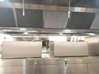 广州专业清洗餐厅 饭店酒店大型油烟机