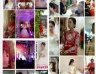 婚纱礼服、新娘跟妆