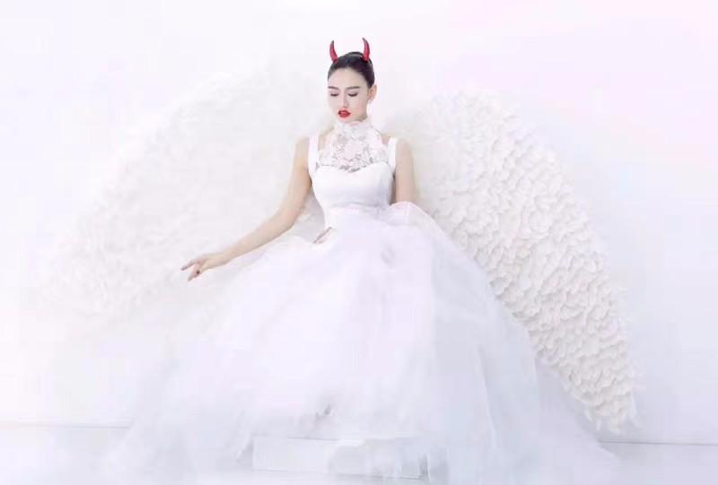 婚纱培训_婚纱情侣头像