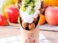 冰激凌车加盟 冰淇淋甜品加盟店蛋仔冰淇淋加盟电话