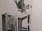 北京繪畫班,北京零基礎素描培訓班路易美術培訓畫室,由清華教授
