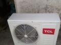 TCL小3P空调出售,八成新制冷效果好,送货上门