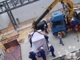 专业搬厂搬机器吊装重型设备移位