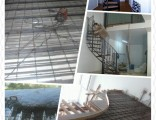 北京室内二层楼板楼梯别墅加建怎么装修