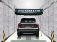 台州迅洁全自动洗车机,专业洗车设备