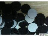 大量供应橡胶条 自粘橡胶垫 3m橡胶垫片 黑色硅胶垫