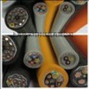 高度柔性屏蔽拖链电缆TRVVP高柔性拖链电缆价格
