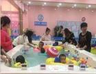 海乐游游泳馆为中国宝宝打开水育早教大门