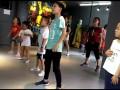淮安哪里有教少儿东方舞淮安九域舞蹈培训基地