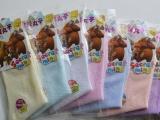 可爱丸子夏款儿童袜子宝宝袜男女童丝袜子